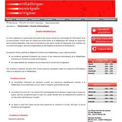 Médiathèque municipale de Mérignac (33)