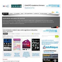Blog de la médiathèque du CDDP de l'Oise