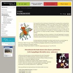 Médiathèque de Roubaix : Classes