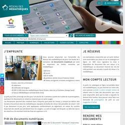 Médiathèques Montpellier Méditerranée Métropole