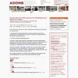 Etat des lieux de la VOD menée par les médiathèques de St Quentin en Yvelines