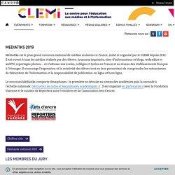 Mediatiks 2019- CLEMI