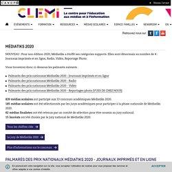 Médiatiks 2020- CLEMI