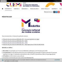 Médiatiks 2021- CLEMI
