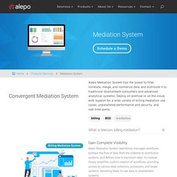 Billing Mediation Platform