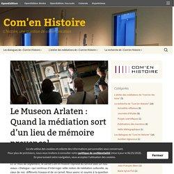 Le Museon Arlaten : Quand la médiation sort d'un lieu de mémoire provençal…