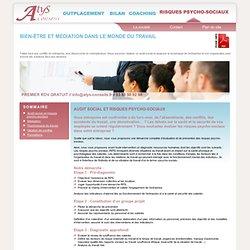 Bien-être et médiation dans le monde du travail (stress, gestion des conflits, audits sociaux...) dans le Bas-Rhin (Alsace)