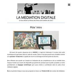 Un site utilisant Le Réseau des Moocs des Etudiants de Lille 3