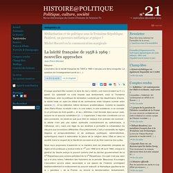 Histoire@Politique n°21 : Vari@rticles : Médiatisation et vie politique sous la Troisième République. Painlevé, un parcours médiatique atypique ?