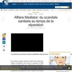 Affaire Mediator: du scandale sanitaire au temps de la réparation