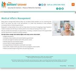 Medical Affairs Management