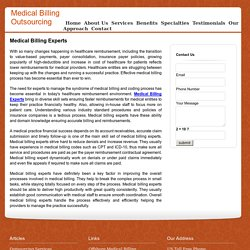 Medical Billing Experts Services USA