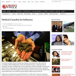 Medical Cannabis for Influenza