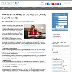 Are You Ready for the Technological Revolution in the Medical Coding and Billing Field?