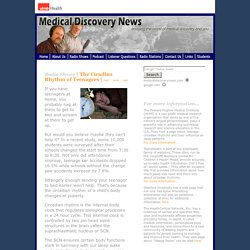 Medical Discovery News