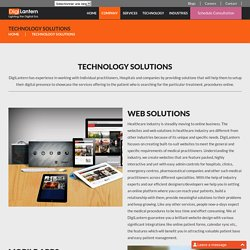 Doctor Website Design Company