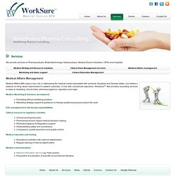 Medical Affairs Management - WorkSure™