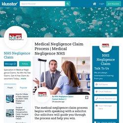 Medical Negligence Claim Process