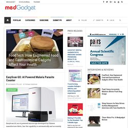 Medgadget.com -- Internet Journal of Emerging Medical Technologies