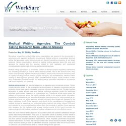 Medical Writing Agencies - Medical Writing Agency - Medical Writing Company