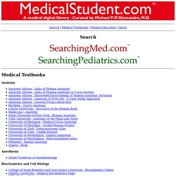 Medical Student Search
