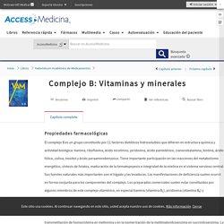 Vademécum Académico de Medicamentos