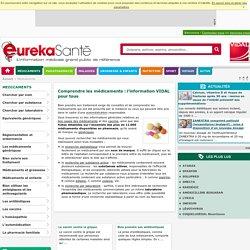 Comprendre les médicaments : l'information VIDAL pour tous
