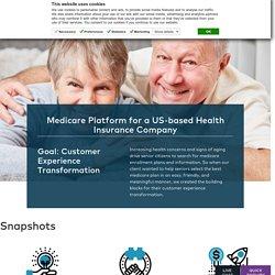 Senior Citizen Medicare Platform for a US-based Health Insurance Company