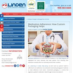Medication Adherence: How Custom Packaging Helps