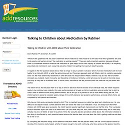 Quality ADHD/ADD information provided by Attention Deficit Disorder Resources