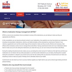 Medication Therapy Management(MTM) Program by Kings Fertility Pharmacy