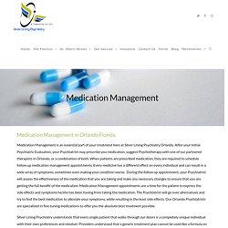 Medication Management Orlando