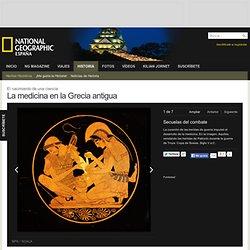 La medicina en la Grecia antigua · National Geographic en español. · Grandes reportajes