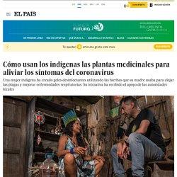 Covid-19: Cómo usan los indígenas las plantas medicinales para aliviar los síntomas del coronavirus