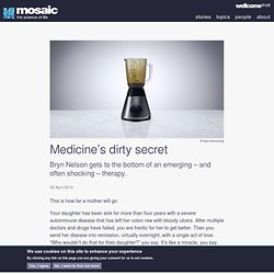 Medicine's dirty secret