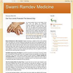 Swami Ramdev Medicine: Get Your Joints Protected The Natural Way