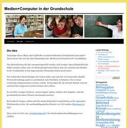 Medien+Computer in der Grundschule