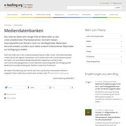 Mediendatenbanken