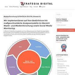 Markt- und Medienforschung - STRATEGIA DIGITAL