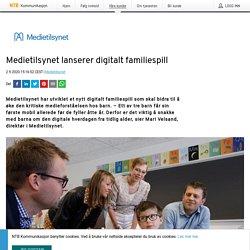 Medietilsynet lanserer digitalt familiespill