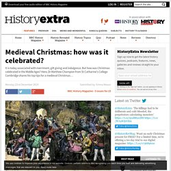 Medieval Christmas: how did people in the Middle Ages celebrate?