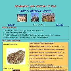 Medieval cities 2º eso (Elena García Marín)