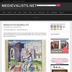 Medieval Fort Building 101
