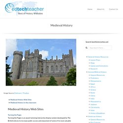 Medieval History – Best of History Web Sites