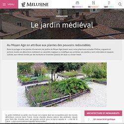 Le jardin médiéval - les jardins du Moyen-Age - Accueil Vendée