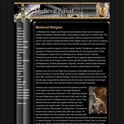Medieval Religion - Medieval-Period.com