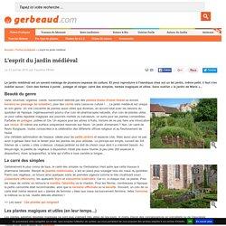 Jardin médiéval Gerbeaud