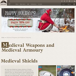 Medieval weapon for sale