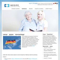 Blog MedipeLekcje języka niemieckiego