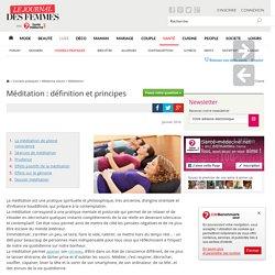 Méditation : définition et principes
